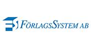 Förlagssystem logotype
